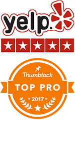 Yelp-Thumbtack Reviews