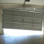 Garage Door Misaligned